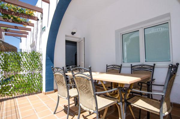 Apartamento cuatro dormitorios terraza - Hotel Marazul Mojácar