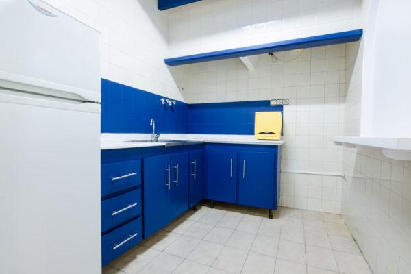 Apartamento dos dormitorios superior cocina - Hotel Marazul Mojácar