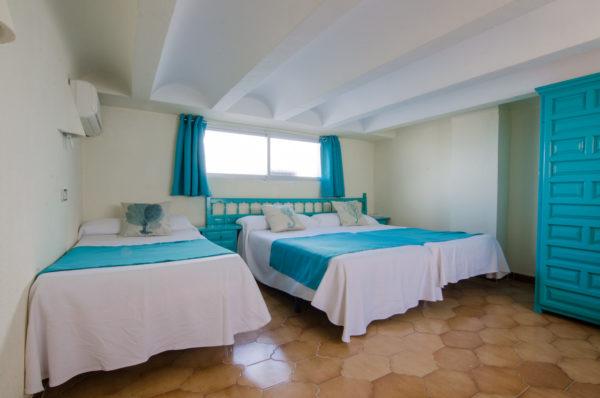 Apartamento dos dormitorios superior habitación - Hotel Marazul Mojácar