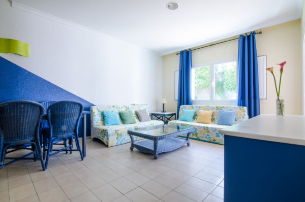 Apartamento dos dormitorios superior salón - Hotel Marazul Mojácar