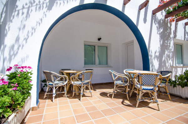 Apartamento dos dormitorios superior terraza - Hotel Marazul Mojácar