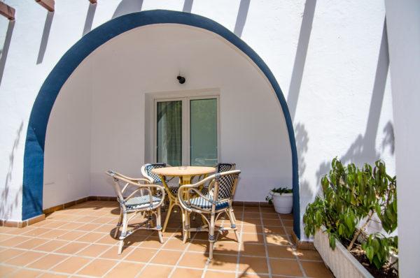 Apartamento de dos habitaciones terraza - Hotel Marazul Mojácar