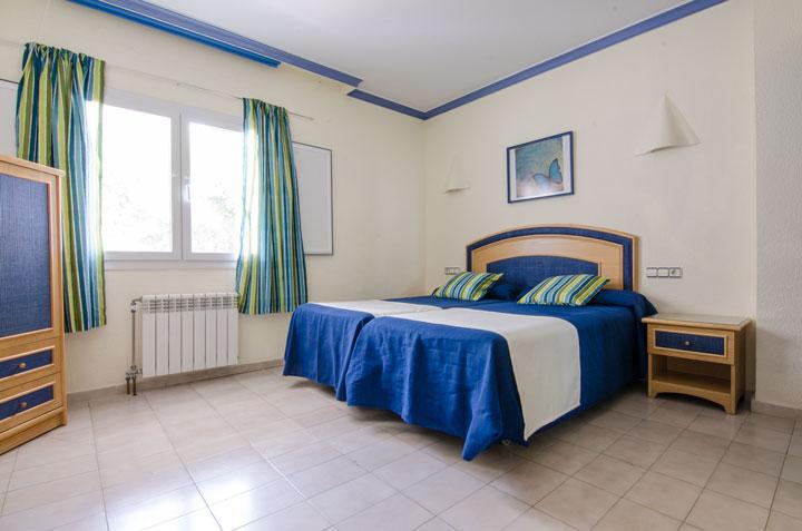 Hotel Marazul Mojácar - apartamento dos dormitorios superior
