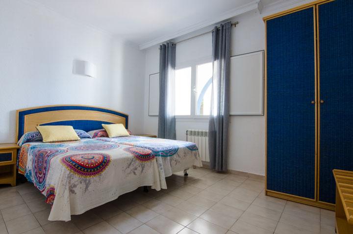 Hotel Marazul Mojácar - apartamento cuatro dormitorios