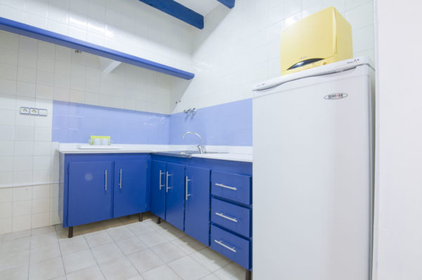 Cocina Estudio cuádruple - Hotel Marazul Mojácar