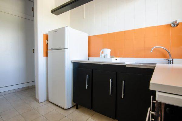 Cocina estudio doble superior - Hotel Marazul Mojácar