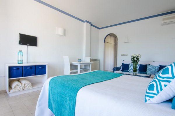 Estudio doble superior - Hotel Marazul Mojácar