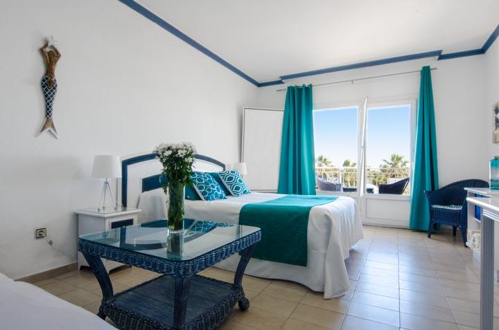 Hotel Marazul Mojácar - Estudio doble superior habitación